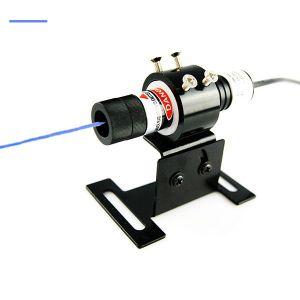 Blue Line Laser Alignment