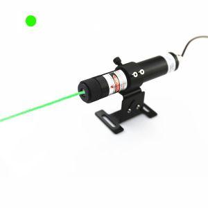 High Power 200mW Green Dot Laser Alignment