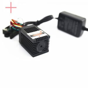 High Power 808nm 500mW-1000mW Infrared Cross Line Laser Module