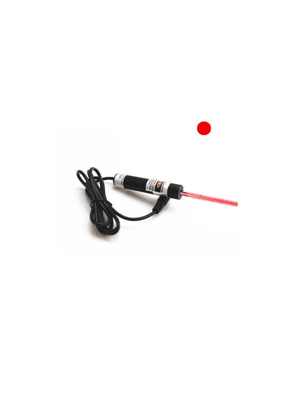 635nm Red Dot Laser Diode Modules