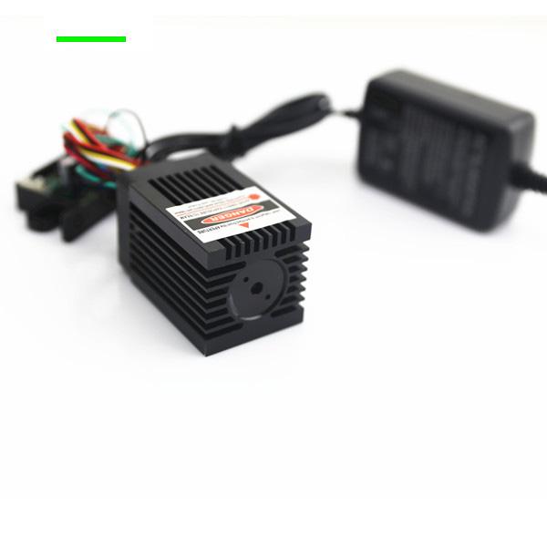 High Power 532nm Green Laser Line Generator