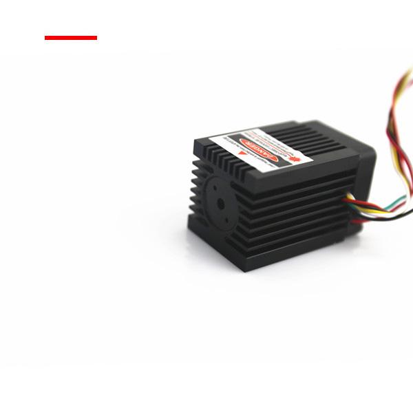 High Power 635nm Red Laser Line Generator